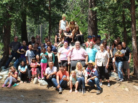 2018 SHASTA FAMILY CAMP PHOTOS